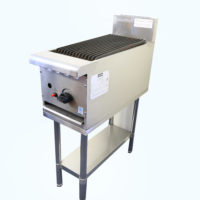 Gas Chargrill on Stand 300mm Wide