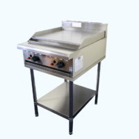 Gas Hotplate on Stand 600mm Wide