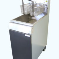 Three Burner Gas Fryer