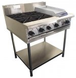 Stainless Gas Stove Burner