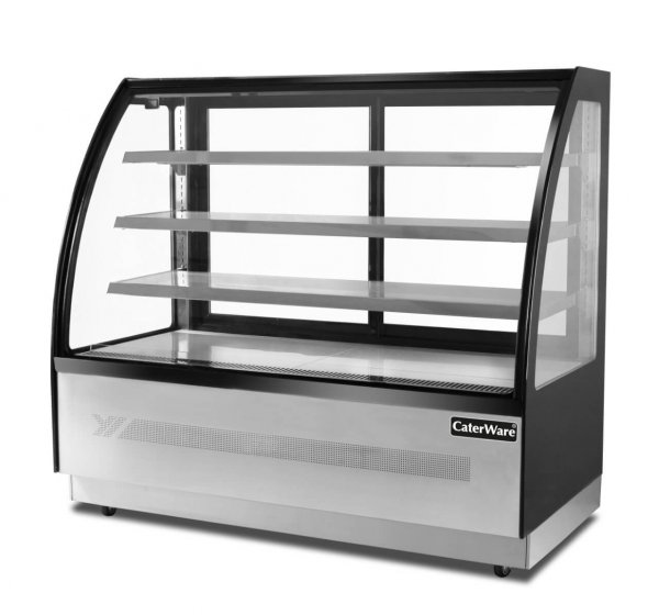 Caterware Glass Display Fridge