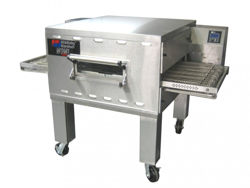 Middleby Marshall Wow conveyor PS636G Pizza oven