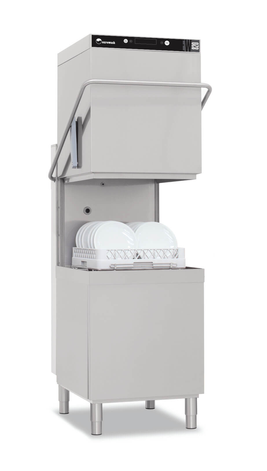passthrough dishwasher